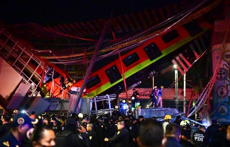 Ponte crollato in Messico: avviata inchiesta per omicidio colposo