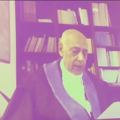 UniSalento, laurea Honoris Causa a Umberto Laffi