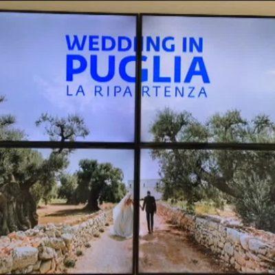 Wedding, la Puglia riparte il 15 giugno