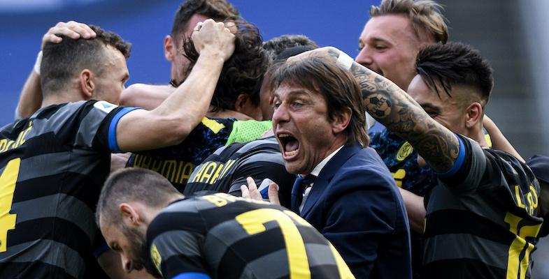 L'Inter vince lo scudetto