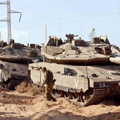 Israele-Hamas, prima notte di tregua