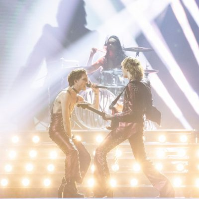 Eurovision – Vasco tifa Maneskin