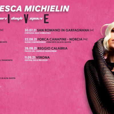 Francesca Michielin, ecco le date del tour estivo