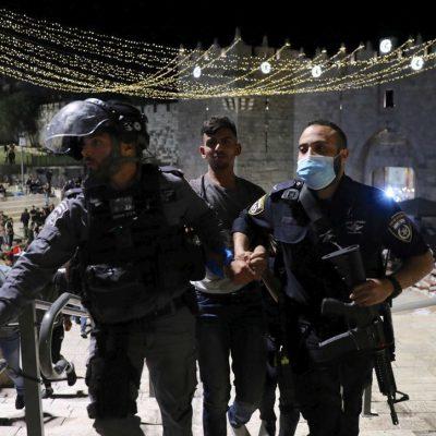 Israele, tensione altissima a Gerusalemme