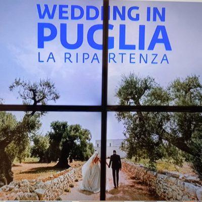 Matrimoni, la Puglia detta la linea per la ripartenza