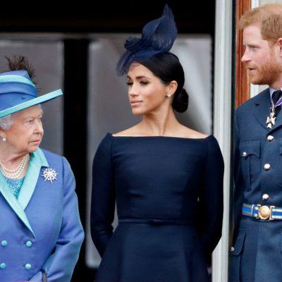 Harry non ha chiesto il permesso alla regina per chiamare la figlia Lilibet