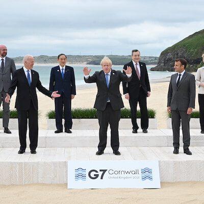 Sipario sul G7: Cina, Covid e clima gli argomenti prevalenti