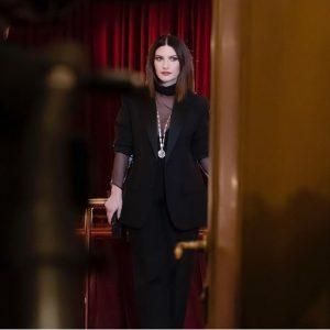 """A Laura Pausini il Nastro d'Argento 2021 per """"Io Sì/Seen"""""""