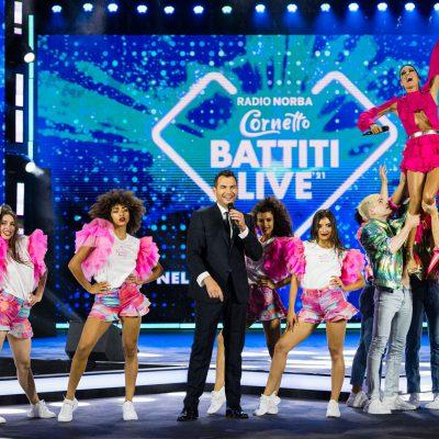 Radio Norba Cornetto Battiti Live su Italia1 record di ascolti per la prima serata