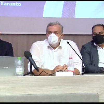 """Ex Ilva, Enrico Letta: """"Il futuro è la decarbonizzazione"""""""