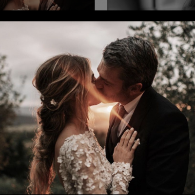 Luca Argentero sposa a sorpresa la sua Cristina