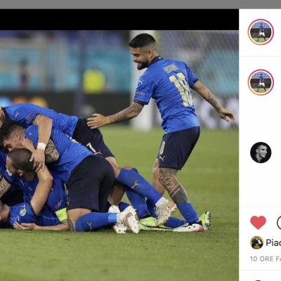 Italia - Svizzera, Locatelli: un gol per il suo amore e un gol per gli italiani