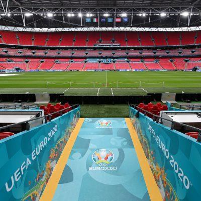 Italia-Inghilterra, attesi a Wembley oltre 6mila tifosi italiani e 58mila inglesi