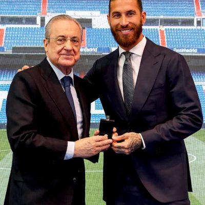 """Real Madrid, Ramos saluta tra le lacrime: """"Non è un addio"""""""