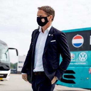 """Olanda, esonerato Frank De Boer: """"Pressione non sana"""""""