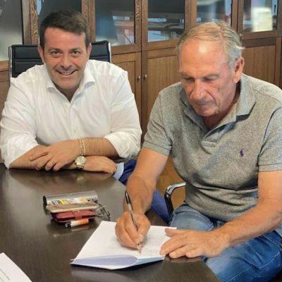 Zeman ha firmato, è ufficialmente il nuovo allenatore del Foggia