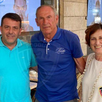 Serie C, Zeman torna al Foggia? La foto clamorosa