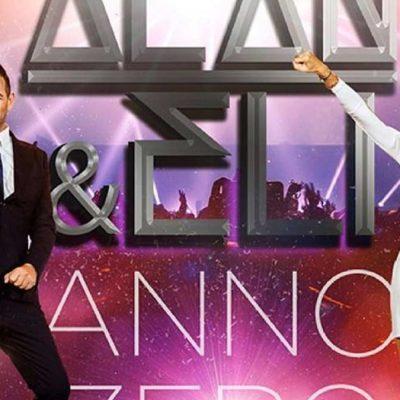 Da conduttori a cantanti, Alan Palmieri ed Elisabetta Gregoraci lanciano il primo singolo: Anno Zero