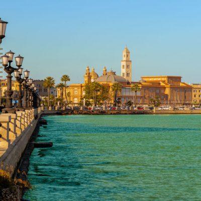 Zona bianca, cosa si potrà fare in Puglia da lunedì
