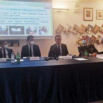 Corruzione, ex consigliera di Molfetta nega accuse