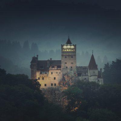 In Romania si può fare il vaccino nel castello di Dracula