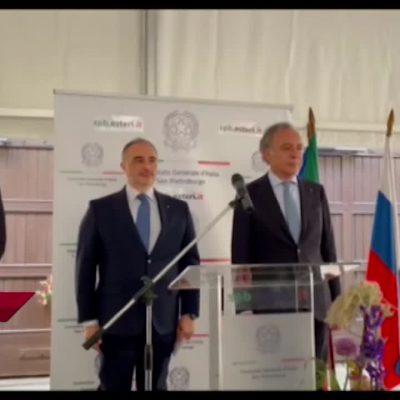 Puglia - Russia, l'asse si rafforza