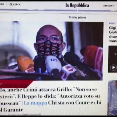 M5S in crisi, le ripercussioni in Puglia
