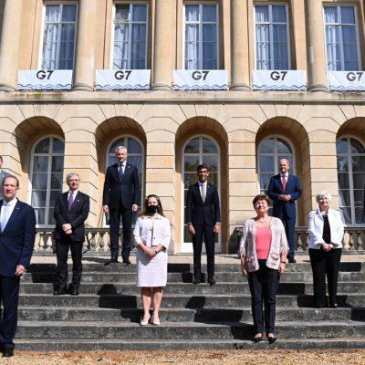 Una tassa globale sulle multinazionali: accordo al G7 su una aliquota minima del 15%