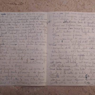 Lettera dal fronte, recapitata dopo 78 anni