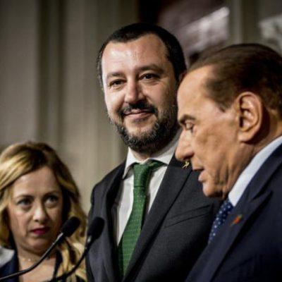Berlusconi dice sì alla proposta di Salvini: la federazione del centrodestra