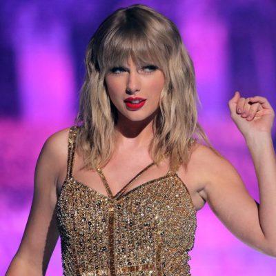Taylor Swift torna sul set