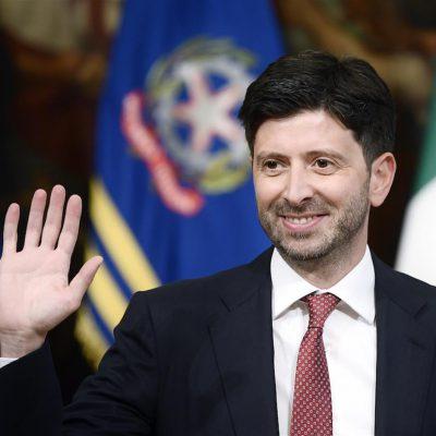 """Speranza: """"Da venerdì probabile il 99% dell'Italia in zona bianca"""""""
