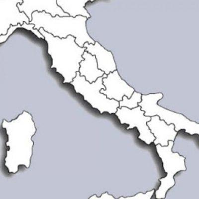 Da lunedì quasi tutta l'Italia in zona bianca. Valle d'Aosta unica eccezione, resterà gialla