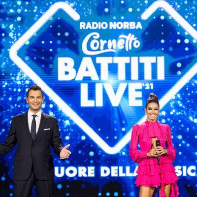 Questa sera debutta su Italia1 il Radio Norba Cornetto Battiti Live