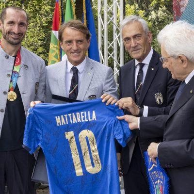 """Chiellini: """"La nostra vittoria dedicata ad Astori"""""""