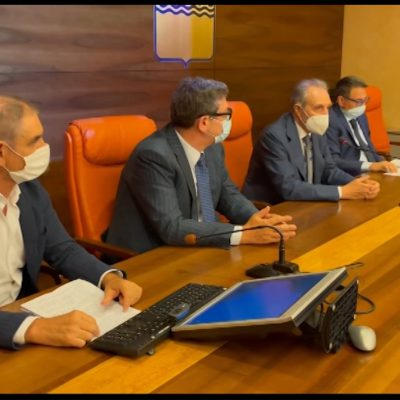 Acquedotto Lucano, presentato il nuovo amministratore unico