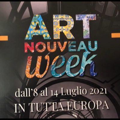 Art Nouveau Week, la terza edizione