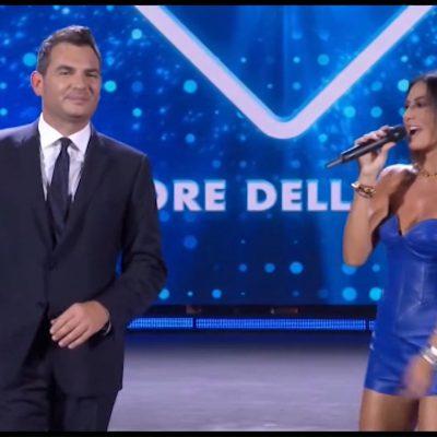 Il cast della terza serata di Battiti Live in onda su Italia 1