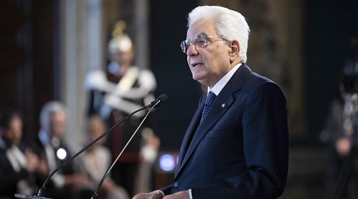 """Mattarella: """"Vaccinazione dovere morale e civico"""""""