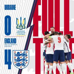 Europei, l'Inghilterra è la quarta semifinalista. Mercoledì la sfida contro la Danimarca