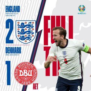 Europei, la finale sarà Italia-Inghilterra