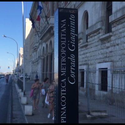 Furto in Pinacoteca a Bari, gli sviluppi
