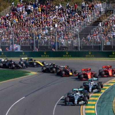 Covid, annullati i gran premi d'Australia di Formula 1 e MotoGP