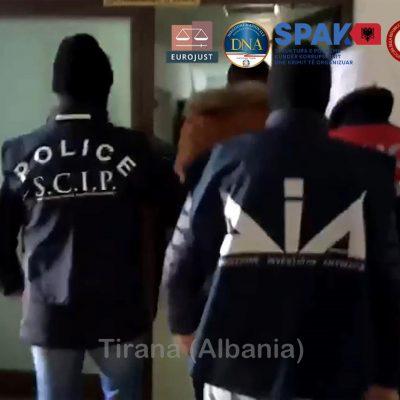 Traffico internazionale di droga dall'Albania in Puglia, 38 arresti e sequestri per milioni di euro