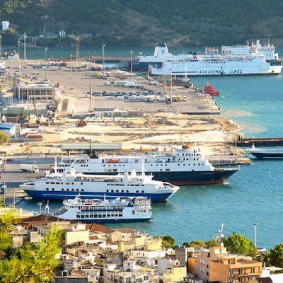 Traghetto Igoumenitsa Brindisi, sette positivi tra l'equipaggio. A bordo 700 passeggeri
