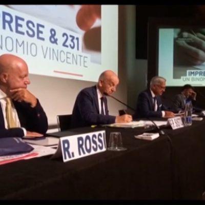 Imprese e giustizia, il convegno organizzato a Bari da Confindustria