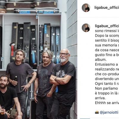 Luciano Ligabue annuncia la reunion dei suoi ClanDestino