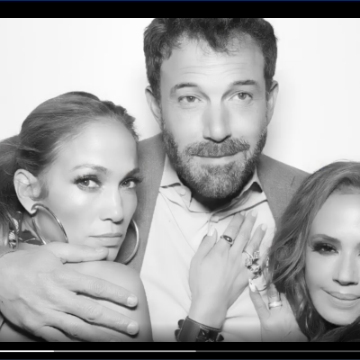 J Lo e ben Affleck: la prima foto insieme sui social