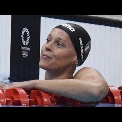 """Federica Pellegrini: """"Sono fiera della donna che sono diventata"""""""