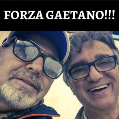 """Gaetano Curreri sta meglio e ringrazia tutti per l'affetto. Vasco: """"Gaetano, sei una roccia!"""""""